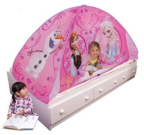 Playhut 44645DT Frozen Bed Tent product image