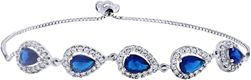 wishrocks Round Cut White Cubic Zirconia 925 Sterling Silver 4Mm Stud Earrings