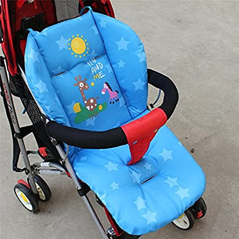 Amazon.com : Luxfy(TM) Baby Stroller Cushion Child Cart Seat Cushion Pushchair Cotton Stroller Mat 0-36 Month cojin cochecito bebe : Baby