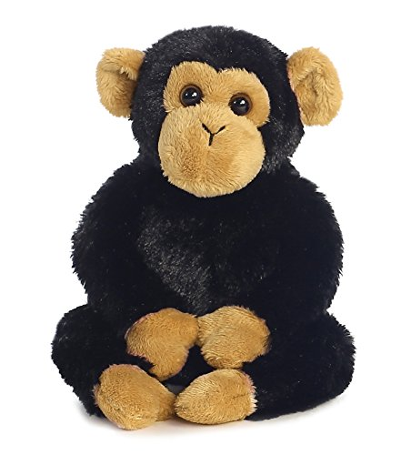 Aurora 31710 World Clyde-Chimp Plush Toy, Small 8 -