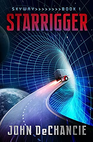 book cover of Starrigger