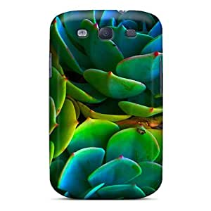Brand New S3 Defender Case For Galaxy (dudleya)