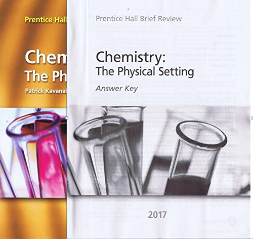 Prentice Hall Brief Review Chemistry; the Physical Setting ...