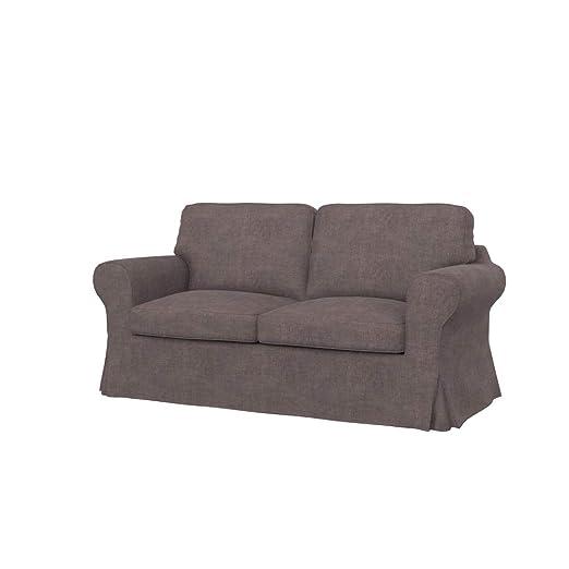 Soferia - Funda de Repuesto para sofá Cama IKEA EKTORP de 2 plazas ...