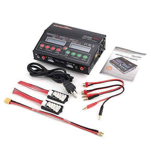 Wikiwand Ultra Power UP120AC Duo Balancing Charger 110V/220V for Lilo/LiPo/Life/LiHV by Wikiwand (Image #4)