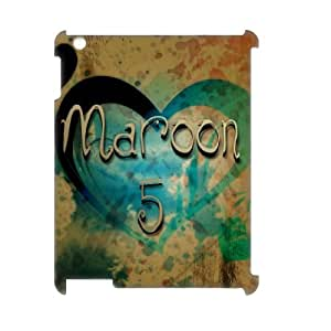 PCSTORE Phone Case Of Maroon 5 for iPad 2,3,4