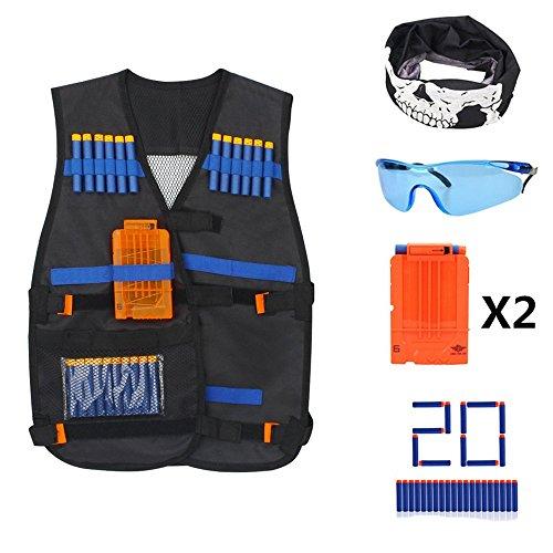 Tactical Vest Kit for Nerf N-Strike Elite Series Tactical Ge