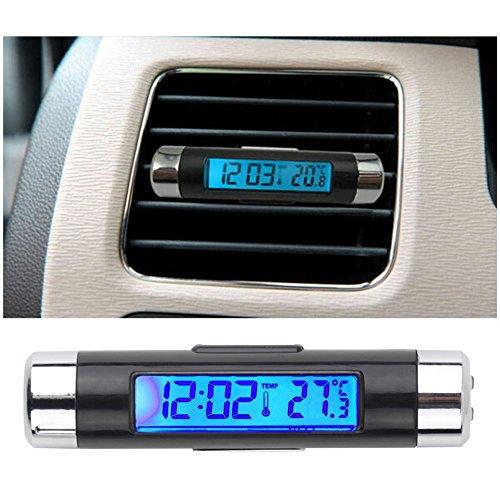 backlight car clock - 9