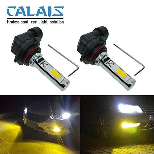 9145 yellow fog light bulbs - 6