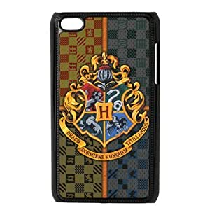Happinessexplorer Harry Potter IPod Touch 4 case, Best Durable Plastic Harry Potter iPod 4 case