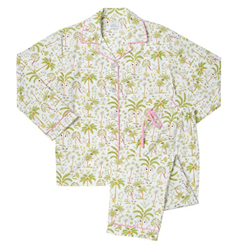 The Cat's Pajamas - Ensemble de pyjama - Femme Blanc blanc X-Small