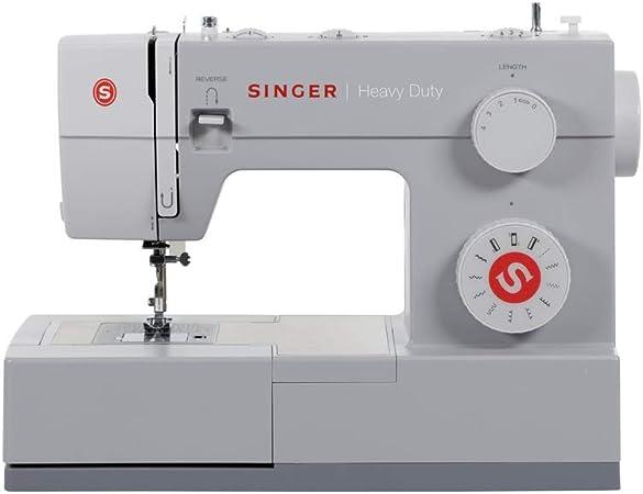 SINGER Heavy Duty 4411 - Máquina de coser eléctrica: Amazon.es: Hogar