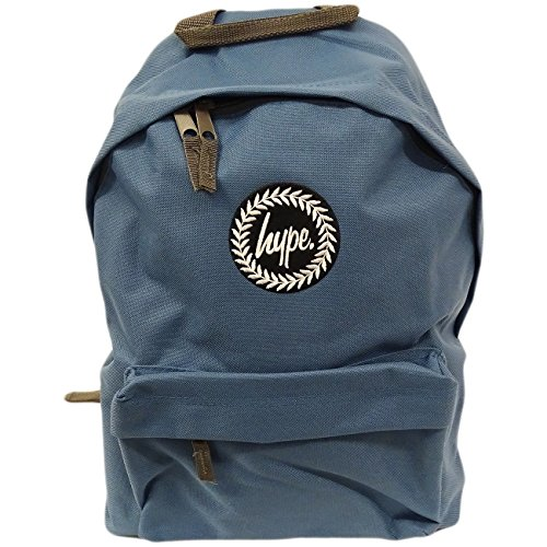 Just Hype hype bag kit - Bolso al hombro de Poliéster para hombre Talla única Plain Airforce Blue