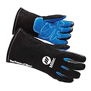 Miller 263343 Arc Armor MIG/Stick Welding Glove Large