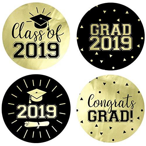 Class of 2019 Graduation Party Favor Labels | 1.75