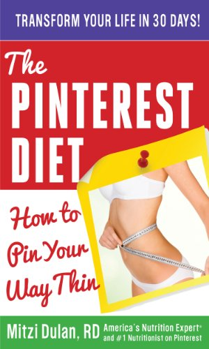Amazon the pinterest diet how to pin your way thin ebook the pinterest diet how to pin your way thin by dulan mitzi fandeluxe Gallery