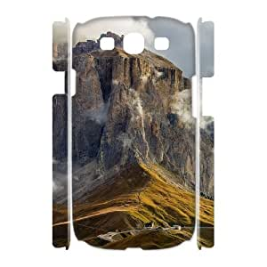 Landscape 3D-Printed ZLB568682 Personalized 3D Phone Case for Samsung Galaxy S3 I9300