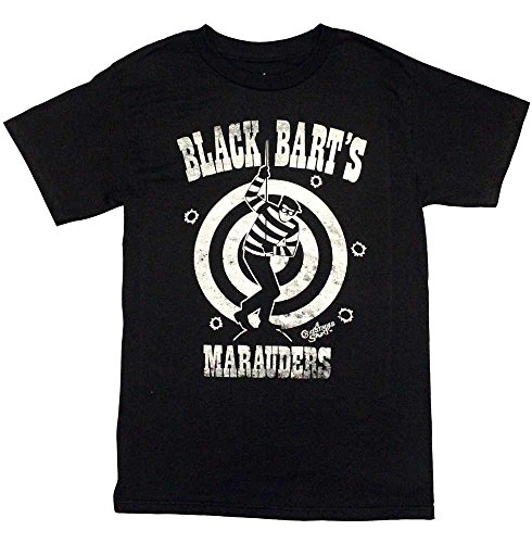 A Christmas Story Black Bart's Marauders T-shirt (Black Bart X-Large)