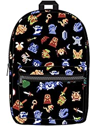 Nintendo Legend of Zelda Character Pixel Backpack
