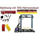 Creality 3D CR-10 S5 DIY 3D Drucker Druckgröße 500 * 500 * 500mm
