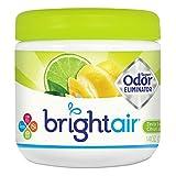 BRIGHT Air 900248 Super Odor Eliminator, Zesty Lemon and Lime, 14 oz (Case of 6)