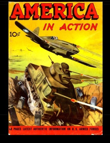 Download America In Action #1: 1945 Historical Comic pdf