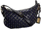Badgley Mischka Natalie Too Hobo,Navy,one size
