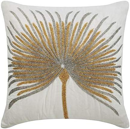 Fodere Per Cuscini 50x50.The Homecentric Bianca 50x50 Cm Art Silk Fodere Per Cuscino