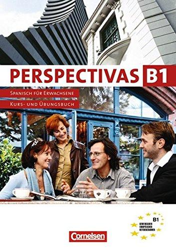 Perspectivas: B1: Band 3 - Paket: Kurs- und Arbeitsbuch, Vokabeltaschenbuch: Mit CD zum Übungsteil und CD zum Kursbuchteil