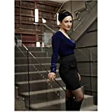 The Good Wife Archie Panjabi Kalinda Sharma standing on steps 8 x 10 Inch Photo