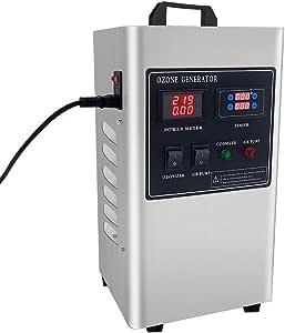 MOSMAT 5000mg / h Generador de ozono O3 Purificador de Aire ...
