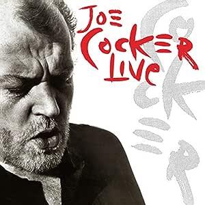Joe Cocker Live (Gatefold sleeve) [180 gm 2LP Coloured Vinyl] [Vinilo]