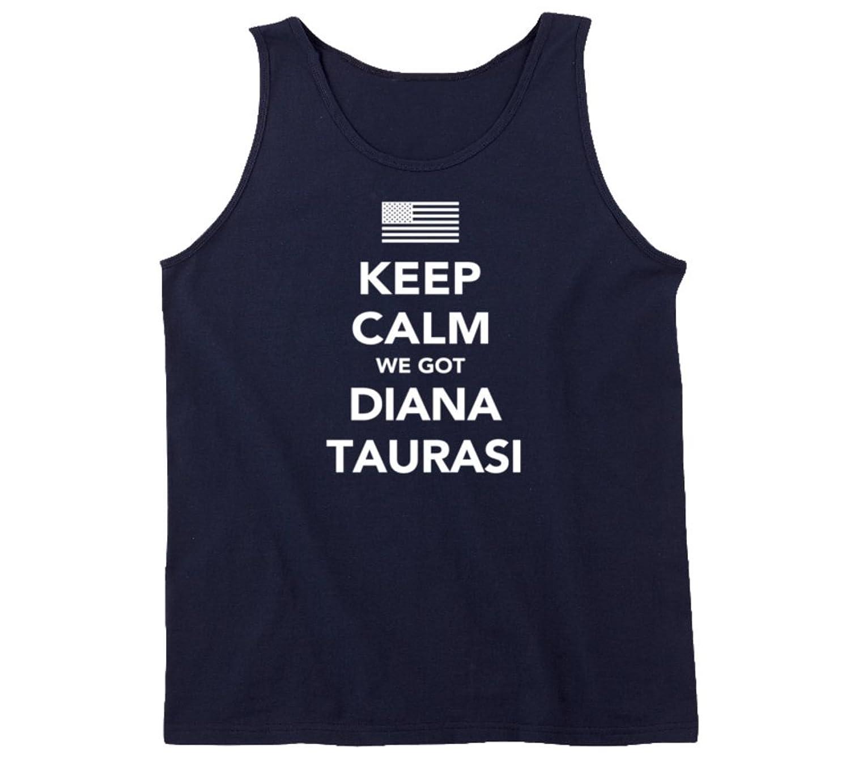 Diana Taurasi Keep Calm Team USa 2016 Olympics Basketball Tanktop
