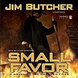 Bargain Audio Book - Small Favor