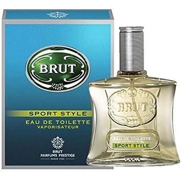 Brut Sport Style EDT Eau De Toilette Spray for Men 100ml Brand New ...
