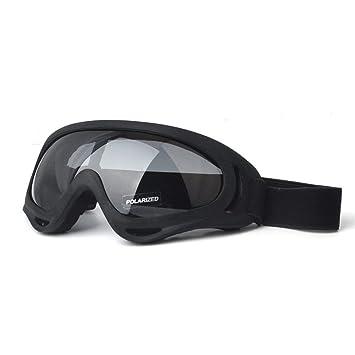 Motocicleta Gafas de seguridad gafas Dirt Bike ATV Off Road Racing Gafas polarizadas Gafas de protección