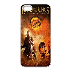 Movie Lord Of The Rings Productive Back Phone Case For Apple Iphone 5 5S Cases -Pattern-15