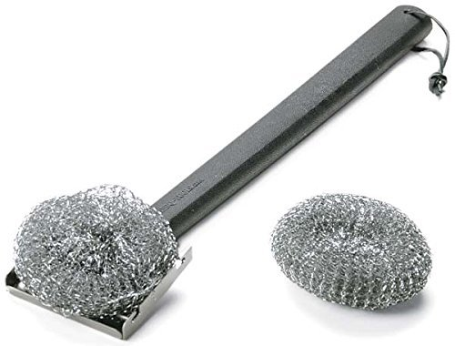 Toolwiz, Tool Wizard Grill Brush with extra scrubber