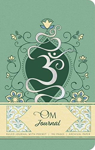 - Om Hardcover Ruled Journal