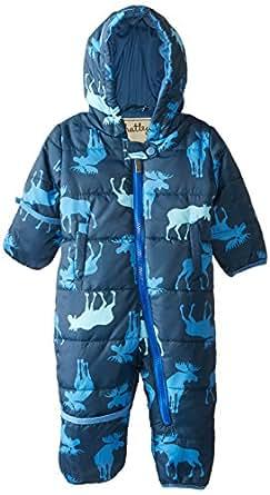 Amazon.com: Hatley Baby Boys' Winter Puffer Blue Moose