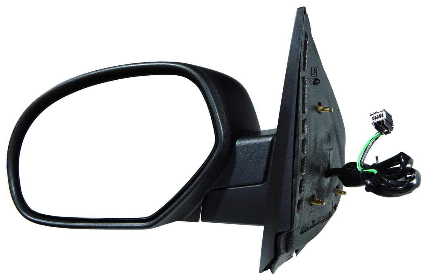 Gold Shrine for 2007 2008 2009 2010 2011 Chevrolet Chevy Suburban Power Heated Side Mirror Passenger Side Replacement