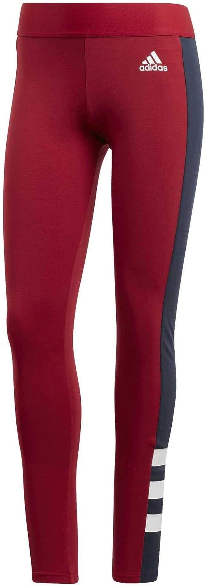 Oppressore casa Ballerino  adidas W SID J Tight Leggings pour Femme Bordeaux EB3770: Amazon.fr:  Vêtements et accessoires