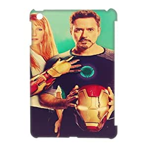 Iron Man SANDY0542551 3D Art Print Design Phone Back Case Customized Hard Shell Protection Ipad Mini