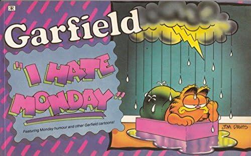 Garfield I Hate Monday Garfield Landscape Books Amazon Co Uk Davis Jim Davis Jim Books
