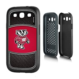 Wisconsin Badgers Galaxy S3 Rugged Case Prime NCAA