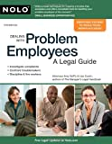 Dealing with Problem Employees, Lisa Guerin and Amy DelPo, 1413310680