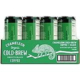 Chameleon Cold-Brew Organic Smooth Black Coffee, 8