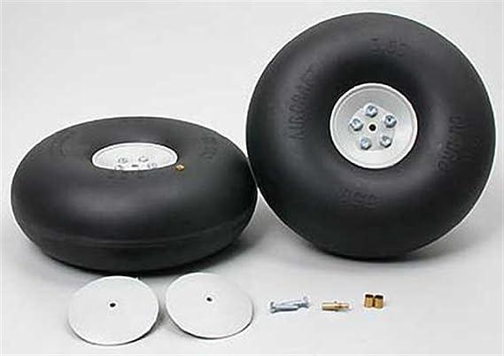 DU-BRO 600RV Dubro Big Wheels 6 inch 2