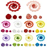 IMISNO Paper Quilling DIY Flowers Petal Shapes