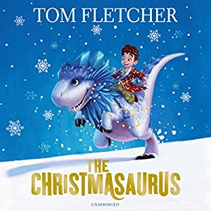 The Christmasaurus Audiobook